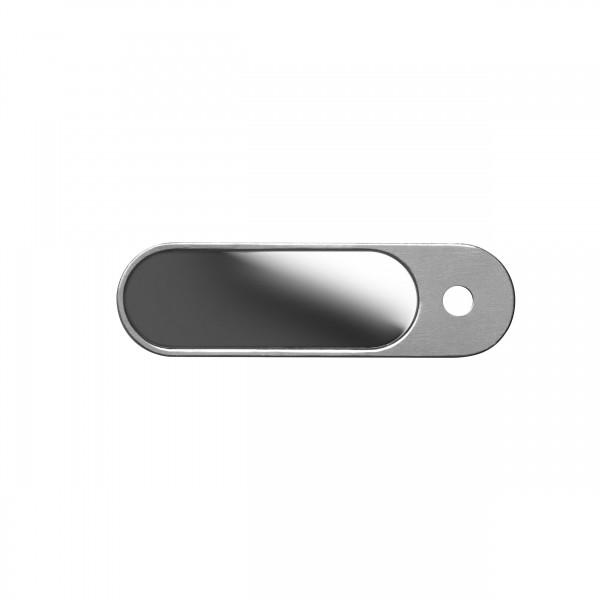 Bottle Opener, Nail File & Mirror