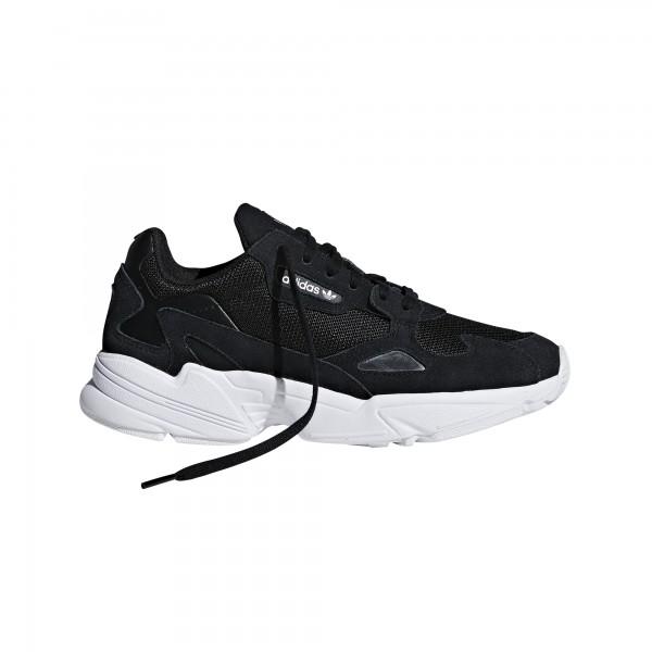 """adidas Falcon W """"core black/core black/ftwr white"""" B28129"""