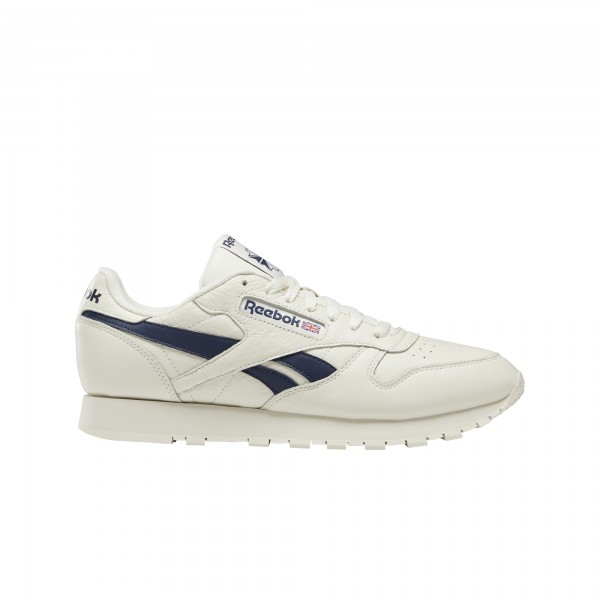 "REEBOK Classic Leather ""CHALK/PAPERWHT/COLL NAVY"" DV9695"