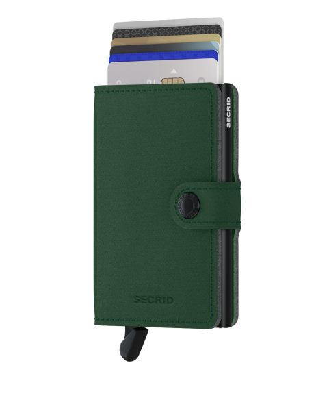 "SECRID Miniwallet Yard ""Green"""