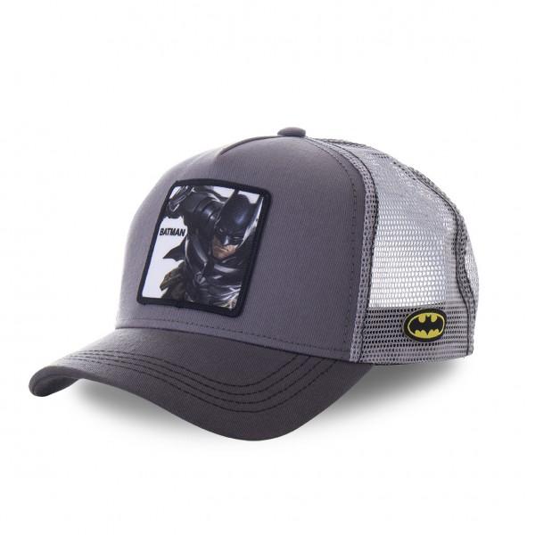 "CAPSLAB Baseball Cap BATMAN ""Grey"" CL/DC2/1/BTM1"