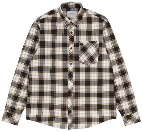 L/S Irvin Shirt