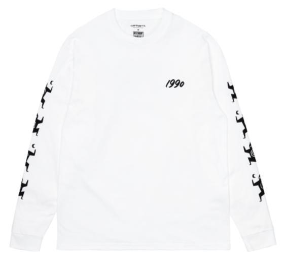 L/S Ninja Tune T-Shirt