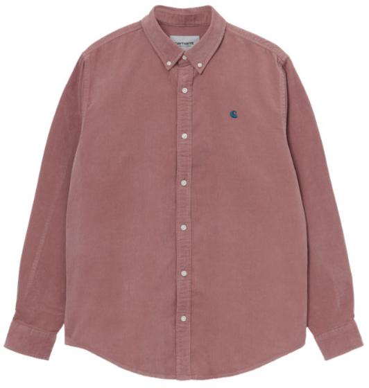 L/S Madison Fine Cord Shirt