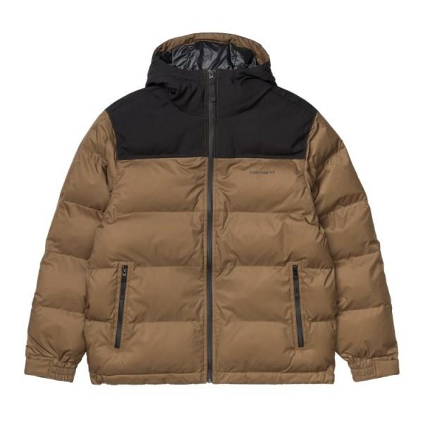 "Carhartt WIP Larsen Jacket ""Hamilton Brown / Black"" I026811"
