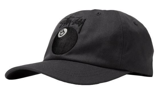 Stock 8 Ball Low Pro Cap