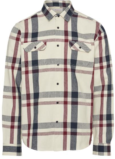 Pine Casual fit Heavy Checked Overshirt