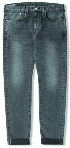 Slim Tapered Kaihara Jeans
