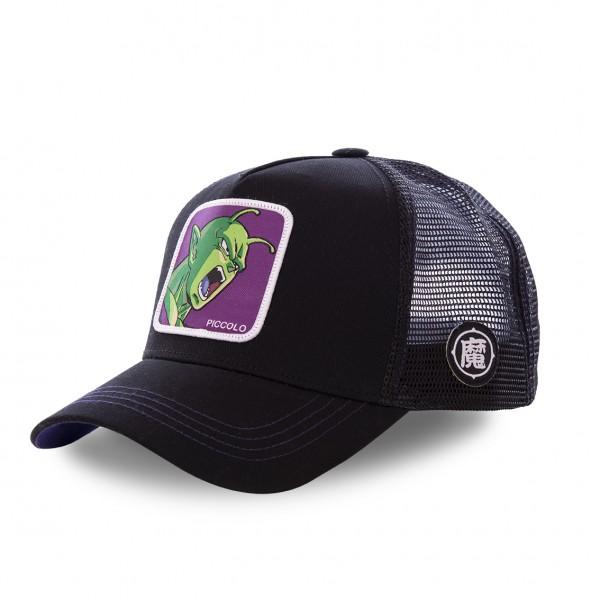 "CAPSLAB Baseball Cap PICCOLO ""Black"" CL/DBZ2/1/PIC2"