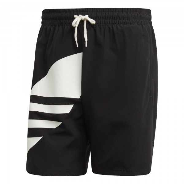 "adidas BIG TREFOIL SWM SHORT ""black"" FM9911"