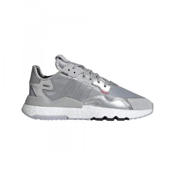 "adidas NITE JOGGER ""silver met./lgh solid grey/core black"" EE5851"