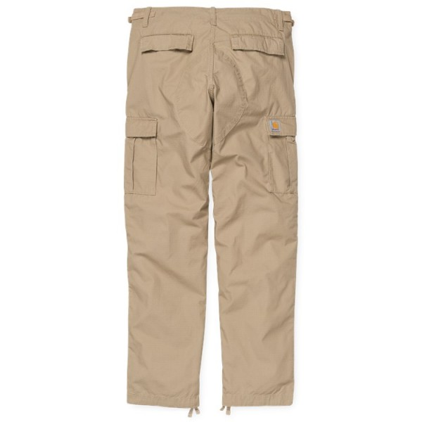 """Carhartt WIP Aviation Pant """"Leather rinsed"""" I009578"""