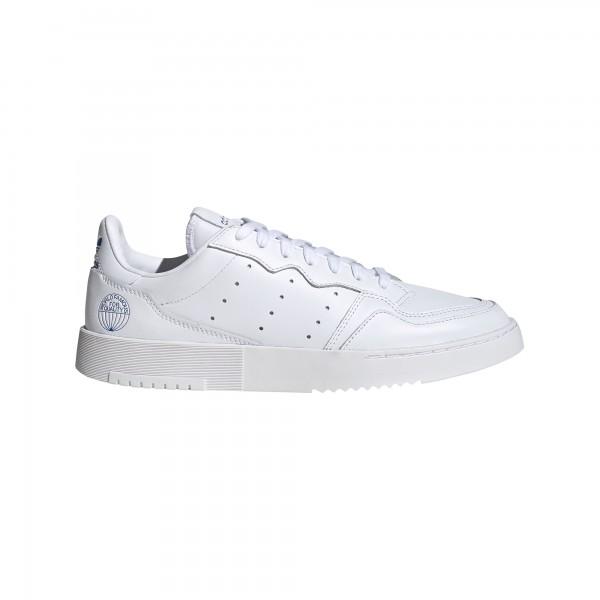 "adidas Supercourt ""ftwr white/ftwr white/BLUEBIRD"" EF5887"