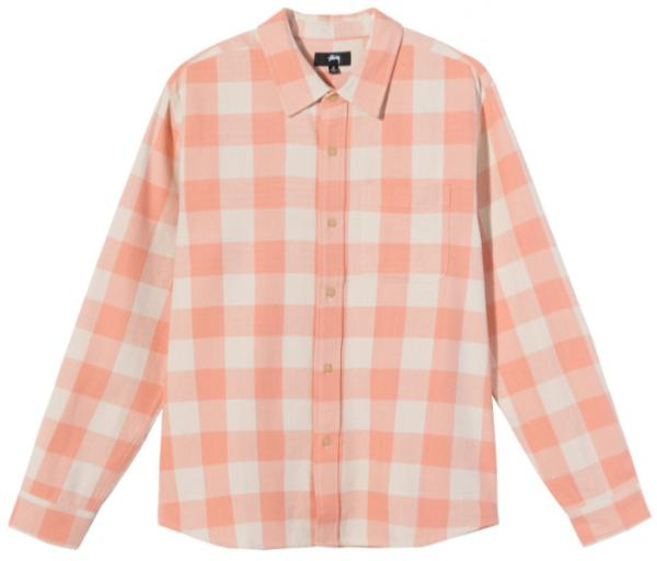 Venice Plaid Ls Shirt