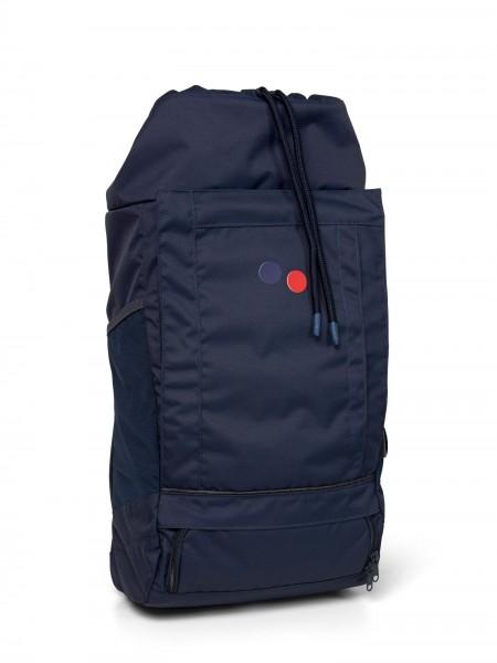 "pinqponq Blok Large Backpack ""Tide Blue"" PPC-BLK-002-385C"