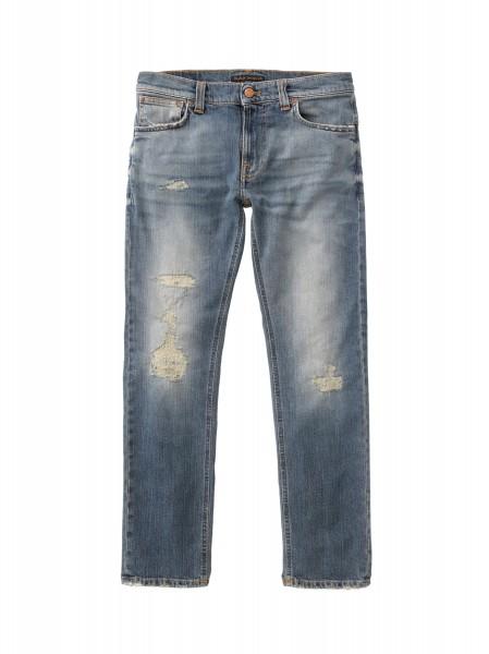 "Nudie Jeans Thin Finn Jeans ""Broken Lights "" 113208"