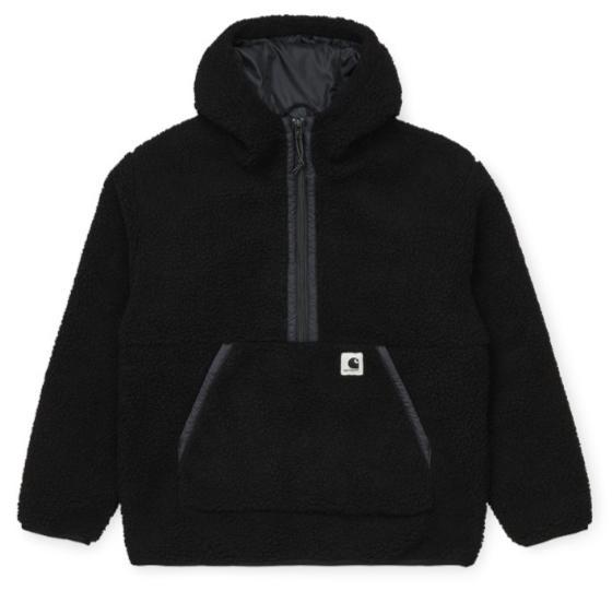 "Carhartt WIP W`Hooded Loon Liner ""Black"" I028123"