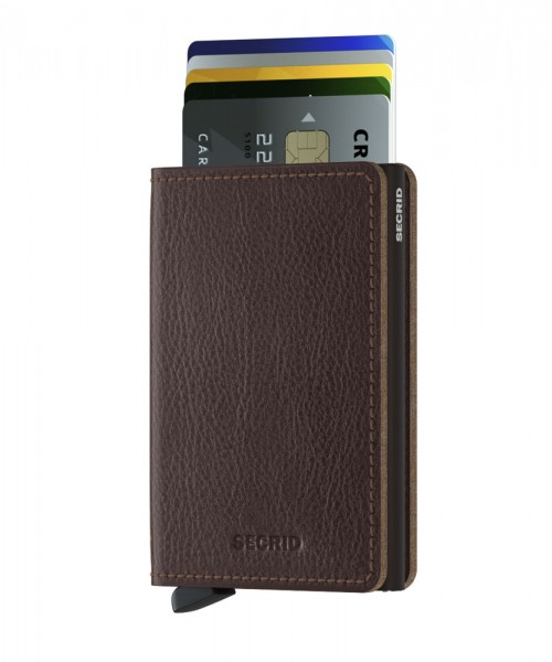 Slimwallet Vegetable Tanned