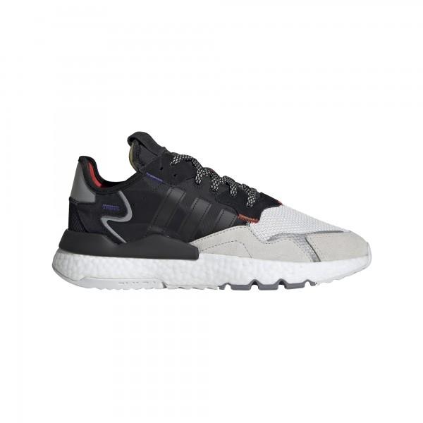 """adidas NITE JOGGER """"CBLACK/CBLACK/CRYWHT NOIESS/NOIESS/BLACRY"""" EF9419 NEU"""