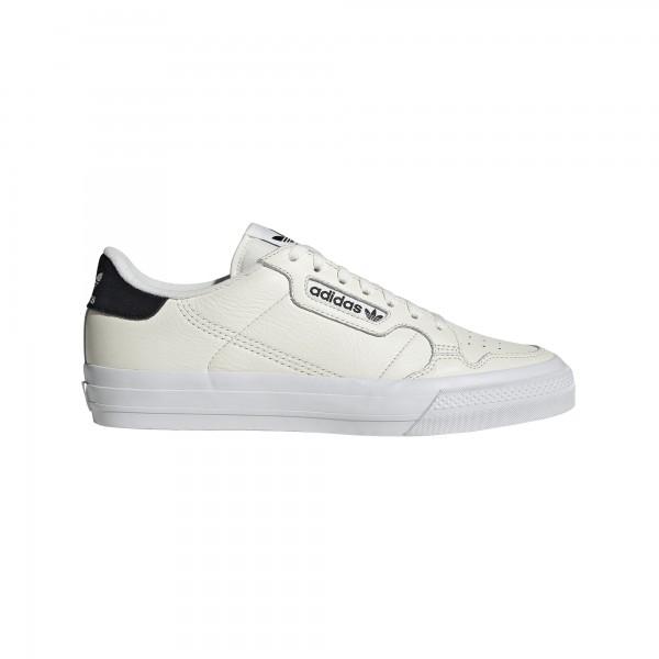 "adidas CONTINENTAL VULC ""off white/off white/core black"" EG4589"