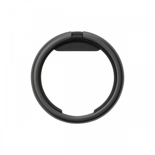 "Orbitkey Ring ""All Black"" RNG-BKED"