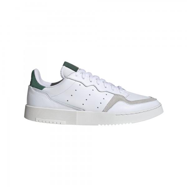 "adidas Supercourt ""ftwr white/ftwr white/collegiate green"" EF5884"