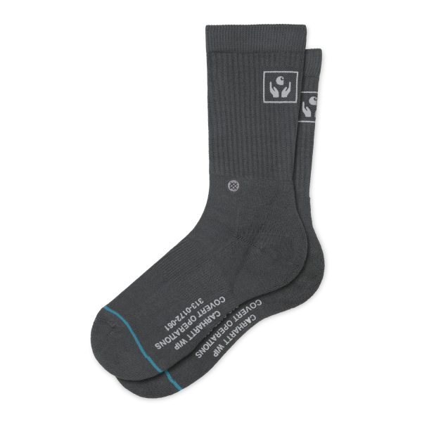 """Carhartt WIP X Stance C.O. Socks """"Blacksmith"""" I027802"""