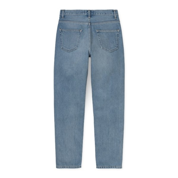 "Carhartt WIP W` Page Carrot Ankle Pant ""Blue Denim light stone washed"" I027402"