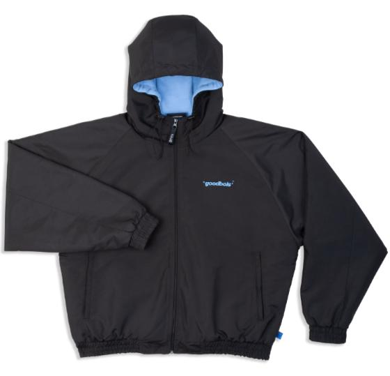 Cruz Fleece Hooded Jacket