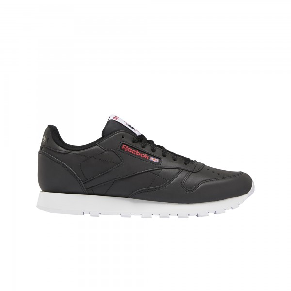 "REEBOK Classic Leather ""Black / White / Red"" DV8516"
