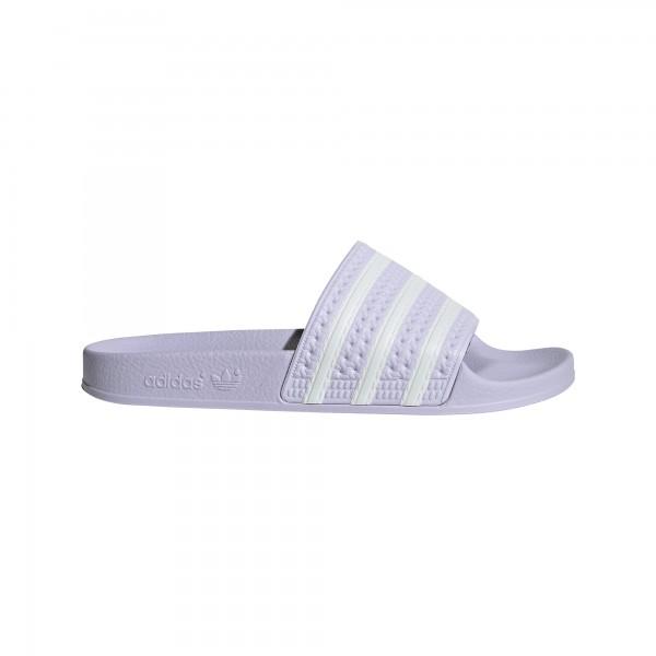 """adidas ADILETTE W """" purple tint/ftwr white/purple tint"""" EG5006"""