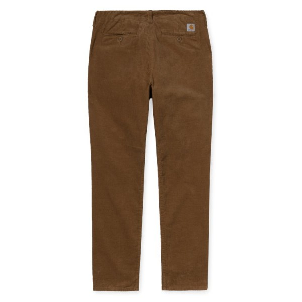 "Carhartt WIP Club Pant Cord ""Hamilton Brown rinsed"" I027236"