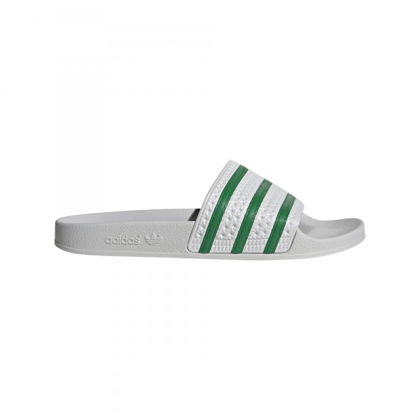 "adidas ADILETTE ""dash grey/green/dash grey"" EG4946"