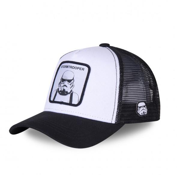 """CAPSLAB Baseball Cap STORMTROOPER """"Black"""" CL/STT/1/BC"""