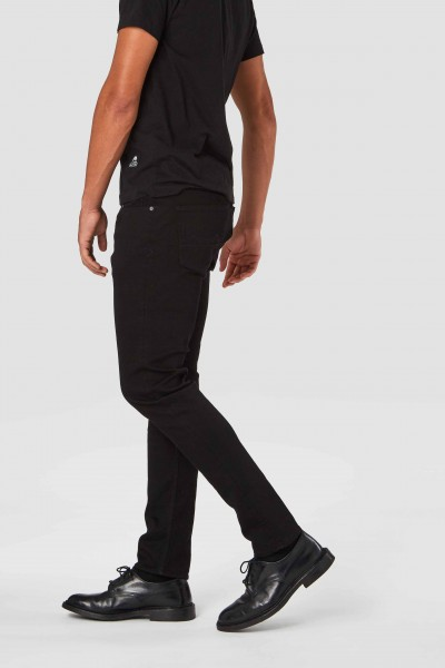 """Kings Of Indigo Daniel Relaxed Tapered Jeans """"Stay Black"""" K180751605"""