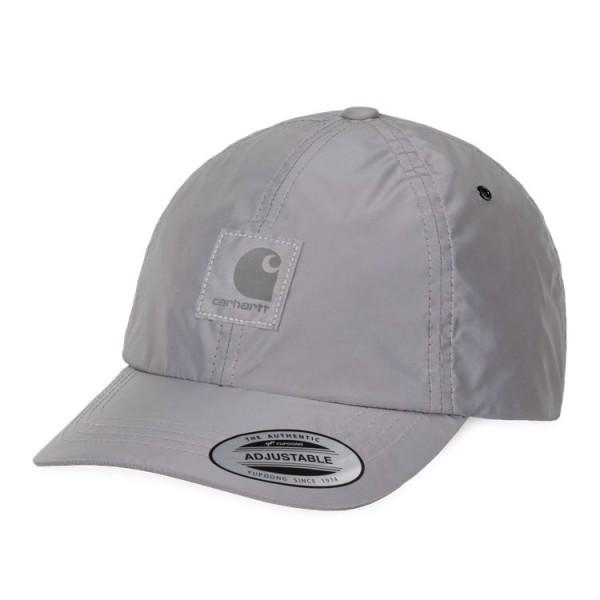 """Carhartt WIP Flect Cap """"Reflective Grey"""" I028150"""