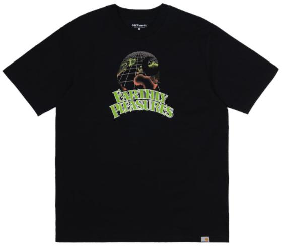 S/S Earthly Pleausures T-Shirt