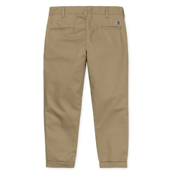 "Carhartt WIP Taylor Pant ""Leather rigid"" I024057"