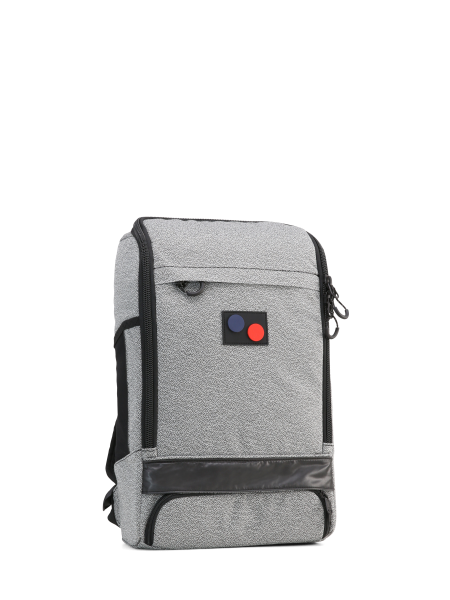 "pinqponq CUBIK Medium Backpack ""Vivid Monochrome"" PPC-BPM-002-822"