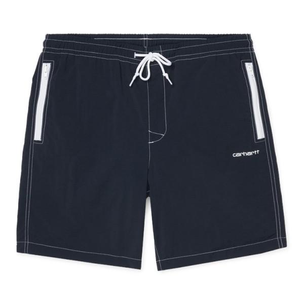 "Carhartt WIP Kastor Short ""Dark Navy / White"" I027630"