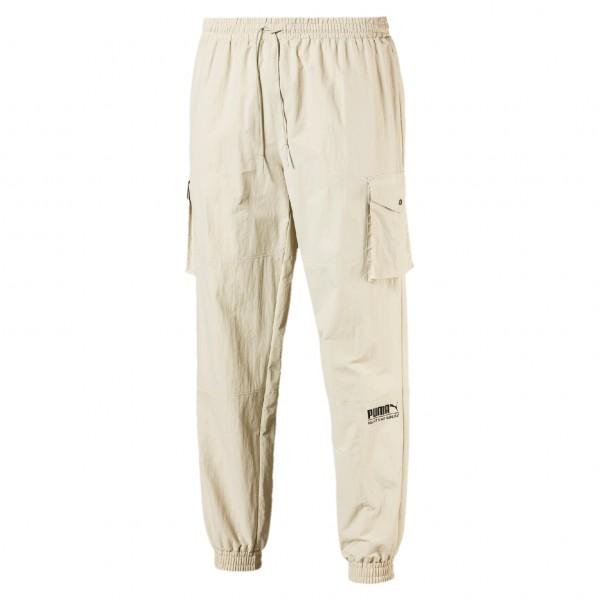"Puma Sport Fashion Woven Pants ""Overcast"" 596862 32"