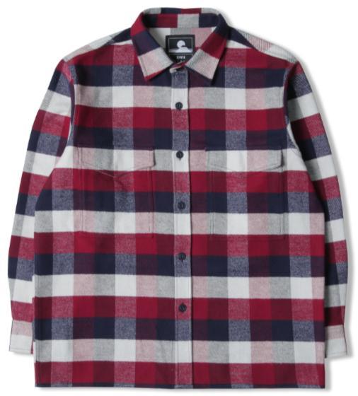 Edwin Big Shirt LS