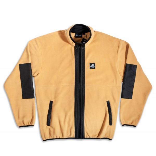 "Goodbois Outdoor Sports Fleece Fullzip Jacket ""Sand"" 1242-0910"