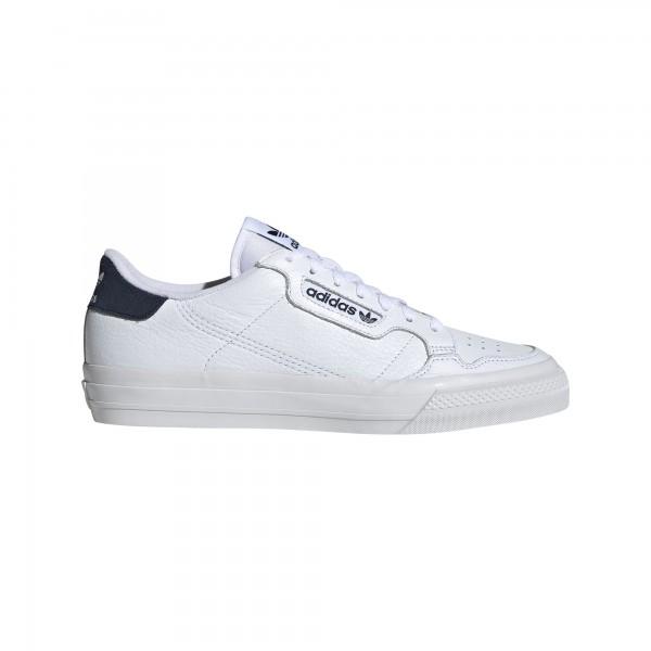 "adidas CONTINENTAL VULC ""ftwr white/ftwr white/collegiate navy"" EG4588"