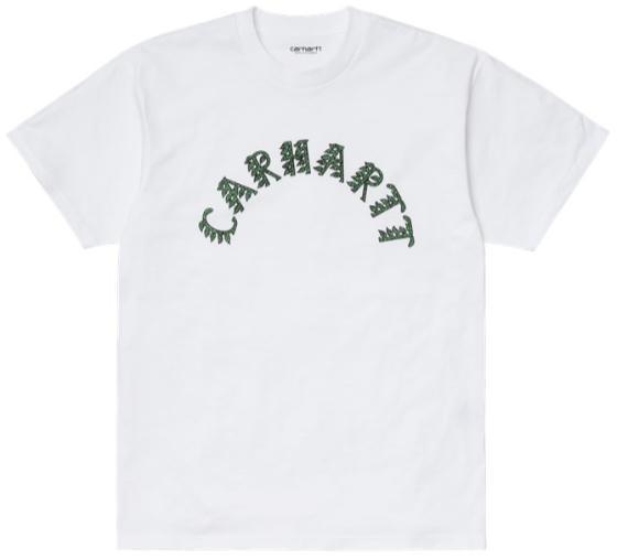 S/S Plant Script T-Shirt