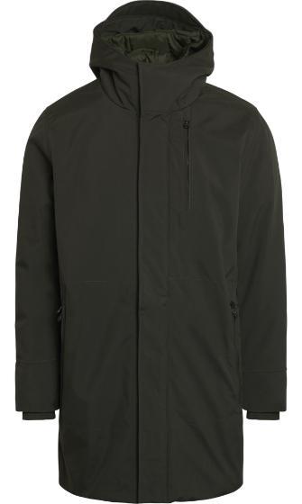Climate shell jacket