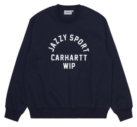 Jazzy Sport Sweatshirt