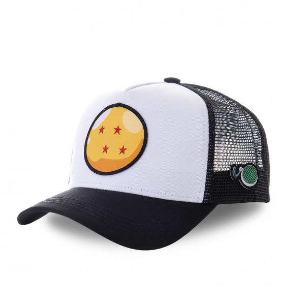 "CAPSLAB Baseball Cap 4* ""Black"" CL/DBZ3/1/CRI2"