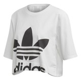 """adidas W´ Cut-Out Tee """"White"""" ED4774"""