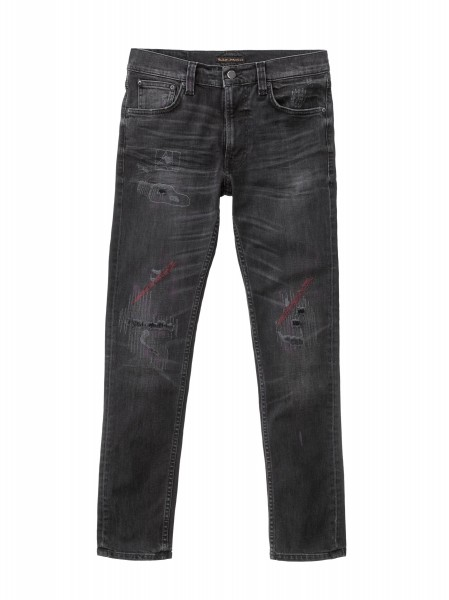 """Nudie Jeans Lean Dean Jeans """"Stitch and Paint"""" 113190"""